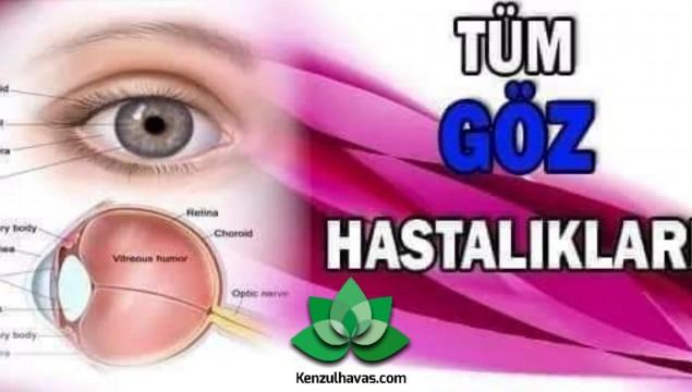 Gözlerin daha iyi ve net görmesi için